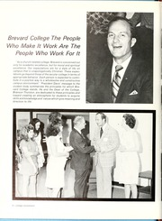 Page 16, 1976 Edition, Brevard College - Pertelote Yearbook (Brevard, NC) online yearbook collection