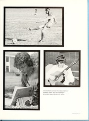Page 9, 1976 Edition, Brevard College - Pertelote Yearbook (Brevard, NC) online yearbook collection