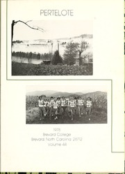 Page 5, 1978 Edition, Brevard College - Pertelote Yearbook (Brevard, NC) online yearbook collection