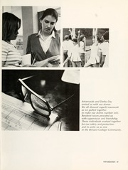 Page 7, 1981 Edition, Brevard College - Pertelote Yearbook (Brevard, NC) online yearbook collection