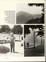 Page 10, 1982 Edition, Brevard College - Pertelote Yearbook (Brevard, NC) online yearbook collection
