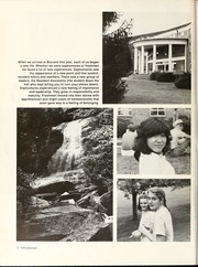 Page 6, 1982 Edition, Brevard College - Pertelote Yearbook (Brevard, NC) online yearbook collection