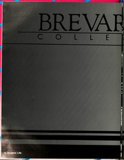 Page 14, 1988 Edition, Brevard College - Pertelote Yearbook (Brevard, NC) online yearbook collection
