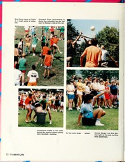 Page 16, 1988 Edition, Brevard College - Pertelote Yearbook (Brevard, NC) online yearbook collection