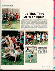Page 17, 1988 Edition, Brevard College - Pertelote Yearbook (Brevard, NC) online yearbook collection