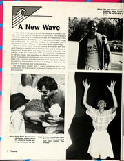Page 6, 1988 Edition, Brevard College - Pertelote Yearbook (Brevard, NC) online yearbook collection