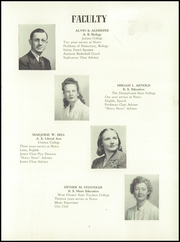 Page 11, 1944 Edition, North Coventry High School - Torch Yearbook (Pottstown, PA) online yearbook collection
