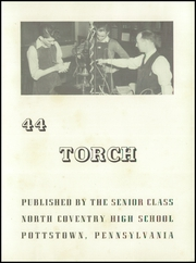 Page 7, 1944 Edition, North Coventry High School - Torch Yearbook (Pottstown, PA) online yearbook collection