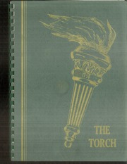 1950 Edition, North Coventry High School - Torch Yearbook (Pottstown, PA)