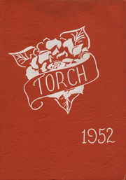 1952 Edition, North Coventry High School - Torch Yearbook (Pottstown, PA)