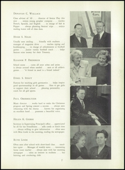 Page 11, 1949 Edition, Sell Perk High School - SPhere Yearbook (Perkasie, PA) online yearbook collection
