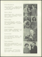 Page 13, 1949 Edition, Sell Perk High School - SPhere Yearbook (Perkasie, PA) online yearbook collection