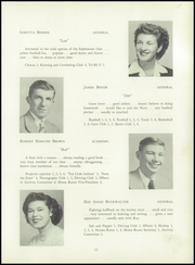Page 17, 1949 Edition, Sell Perk High School - SPhere Yearbook (Perkasie, PA) online yearbook collection