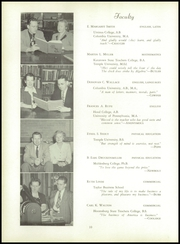Page 14, 1950 Edition, Sell Perk High School - SPhere Yearbook (Perkasie, PA) online yearbook collection