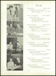 Page 16, 1950 Edition, Sell Perk High School - SPhere Yearbook (Perkasie, PA) online yearbook collection