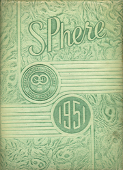 Page 1, 1951 Edition, Sell Perk High School - SPhere Yearbook (Perkasie, PA) online yearbook collection