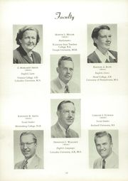 Page 16, 1951 Edition, Sell Perk High School - SPhere Yearbook (Perkasie, PA) online yearbook collection