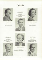 Page 17, 1951 Edition, Sell Perk High School - SPhere Yearbook (Perkasie, PA) online yearbook collection