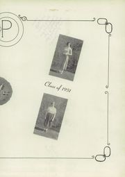 Page 3, 1951 Edition, Sell Perk High School - SPhere Yearbook (Perkasie, PA) online yearbook collection