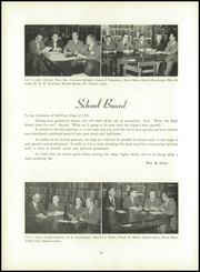 Page 12, 1952 Edition, Sell Perk High School - SPhere Yearbook (Perkasie, PA) online yearbook collection