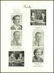 Page 14, 1952 Edition, Sell Perk High School - SPhere Yearbook (Perkasie, PA) online yearbook collection