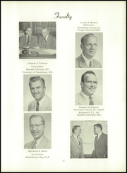 Page 15, 1952 Edition, Sell Perk High School - SPhere Yearbook (Perkasie, PA) online yearbook collection