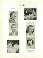 Page 16, 1952 Edition, Sell Perk High School - SPhere Yearbook (Perkasie, PA) online yearbook collection