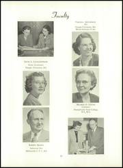 Page 17, 1952 Edition, Sell Perk High School - SPhere Yearbook (Perkasie, PA) online yearbook collection