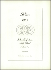 Page 5, 1952 Edition, Sell Perk High School - SPhere Yearbook (Perkasie, PA) online yearbook collection