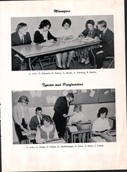 Page 9, 1964 Edition, Perry Joint High School - Mahonian Yearbook (New Bloomfield, PA) online yearbook collection