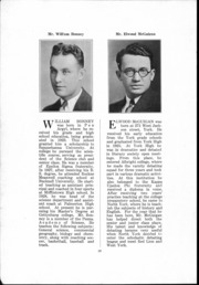 Page 11, 1930 Edition, North York High School - Panther Yearbook (North York, PA) online yearbook collection