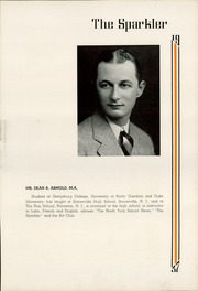 Page 15, 1937 Edition, North York High School - Panther Yearbook (North York, PA) online yearbook collection