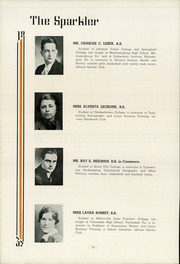 Page 16, 1937 Edition, North York High School - Panther Yearbook (North York, PA) online yearbook collection