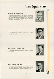 Page 17, 1937 Edition, North York High School - Panther Yearbook (North York, PA) online yearbook collection