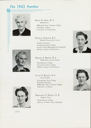 Page 16, 1945 Edition, North York High School - Panther Yearbook (North York, PA) online yearbook collection