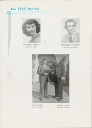 Page 6, 1945 Edition, North York High School - Panther Yearbook (North York, PA) online yearbook collection