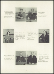 Page 13, 1949 Edition, North York High School - Panther Yearbook (North York, PA) online yearbook collection