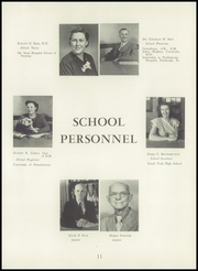 Page 15, 1949 Edition, North York High School - Panther Yearbook (North York, PA) online yearbook collection
