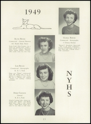 Page 19, 1949 Edition, North York High School - Panther Yearbook (North York, PA) online yearbook collection