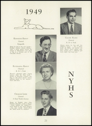 Page 25, 1949 Edition, North York High School - Panther Yearbook (North York, PA) online yearbook collection