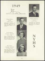 Page 27, 1949 Edition, North York High School - Panther Yearbook (North York, PA) online yearbook collection