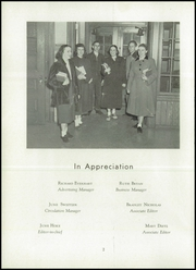 Page 6, 1952 Edition, North York High School - Panther Yearbook (North York, PA) online yearbook collection