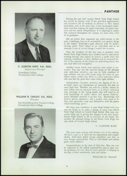 Page 12, 1954 Edition, North York High School - Panther Yearbook (North York, PA) online yearbook collection