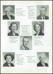 Page 13, 1954 Edition, North York High School - Panther Yearbook (North York, PA) online yearbook collection