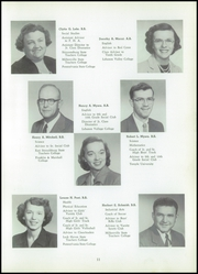 Page 15, 1954 Edition, North York High School - Panther Yearbook (North York, PA) online yearbook collection