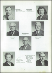 Page 17, 1954 Edition, North York High School - Panther Yearbook (North York, PA) online yearbook collection