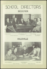Page 13, 1950 Edition, Bessemer High School - Key Yearbook (Bessemer, PA) online yearbook collection