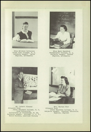 Page 17, 1950 Edition, Bessemer High School - Key Yearbook (Bessemer, PA) online yearbook collection