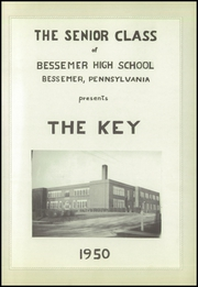 Page 7, 1950 Edition, Bessemer High School - Key Yearbook (Bessemer, PA) online yearbook collection