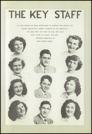 Page 9, 1950 Edition, Bessemer High School - Key Yearbook (Bessemer, PA) online yearbook collection